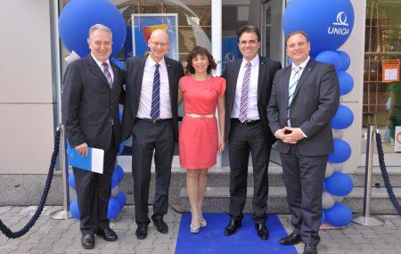 U Novom Sadu svečano otvorena prva agencija za ekskluzivno zastupanje UNIQA osiguranja!